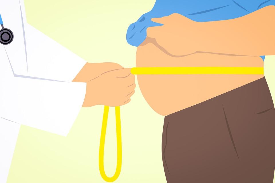 Problémy s nadváhou