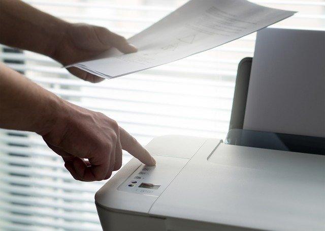 použití tiskárny